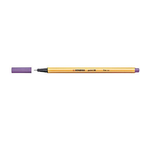 Stabilo Point 88 Fineliner 0.4mm Violet