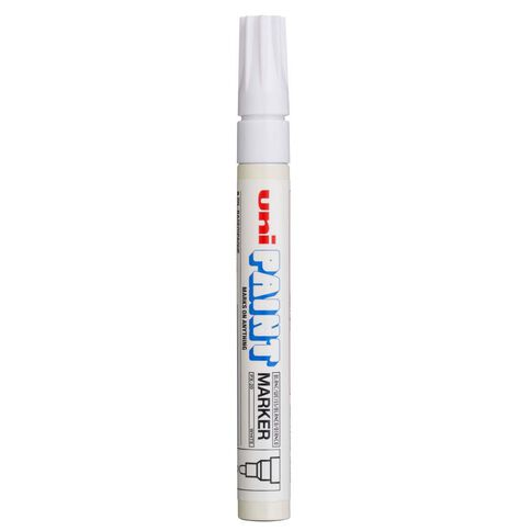 Uni Px-20 Paint Marker White
