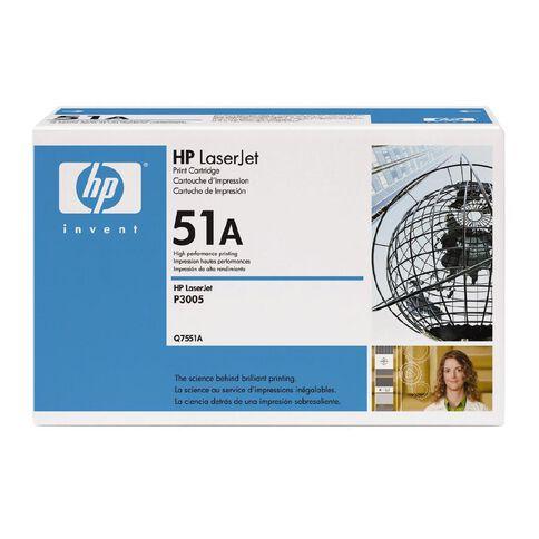 HP Toner 51A