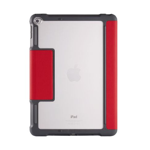 Stm Dux Case For Ipad Air 2 Red Red