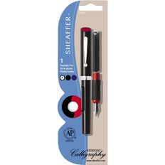 Sheaffer Calligraphic Pen Fine Black