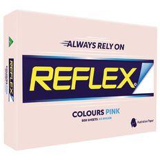 Reflex Reflex Paper 80gsm Tints 500 Pack Pink A4