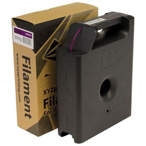 Da Vinci 1.0 3D Printer Filament 600g Purple