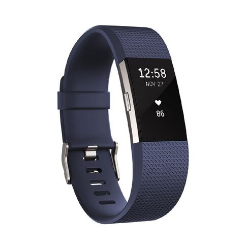Fitbit Charge 2 Small Blue