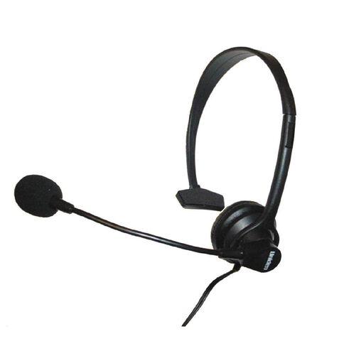 Uniden Hs910 Headset Black