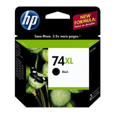 HP Ink Cartridge 74XL Black