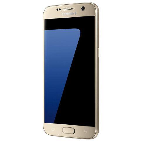 2degrees Samsung Galaxy S7 32GB Gold