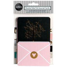 Rosie's Studio Foil Memory Cards 30 Pack