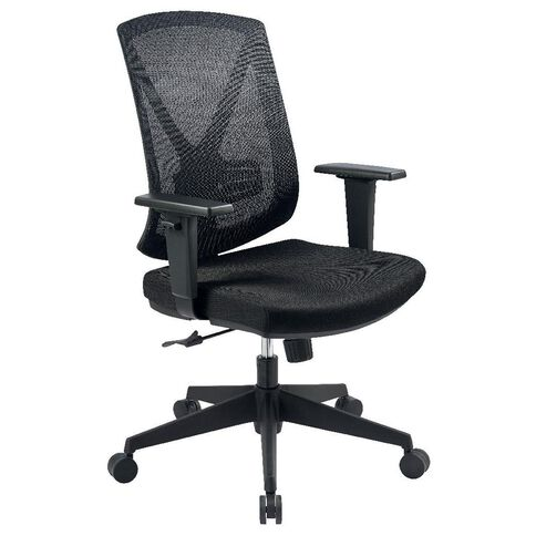 Buro Seating Brio 2 Chair Black