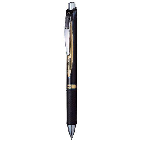 Energel Retractable Pen 0.5mm Ink Blue