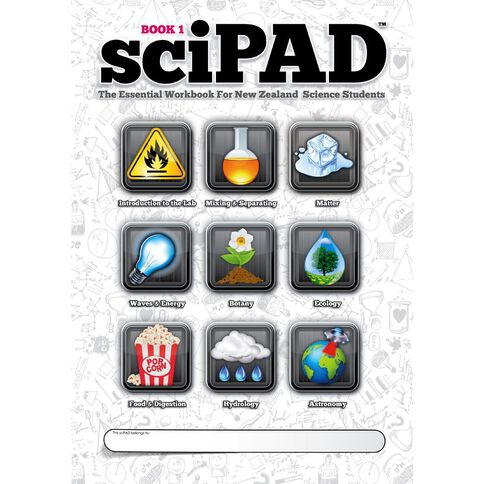 Year 9 Science Scipad