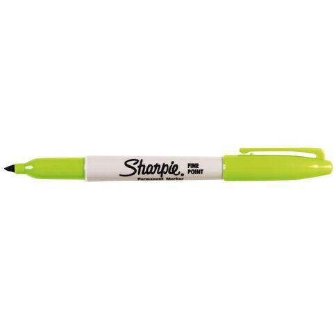 Sharpie Marker Bullet Fine Loose Lime