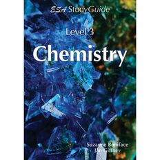 Ncea Year 13 Chemistry Study Guide