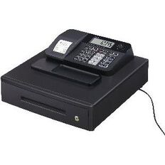 Casio Medium Drawer Electronic Cash Register Se-G1M Black