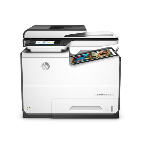 HP PageWide Pro 577DW Colour Multifunction White