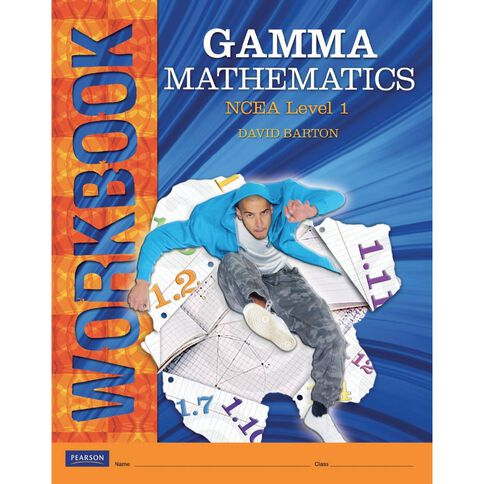 Ncea Year 11 Gamma Maths Workbook