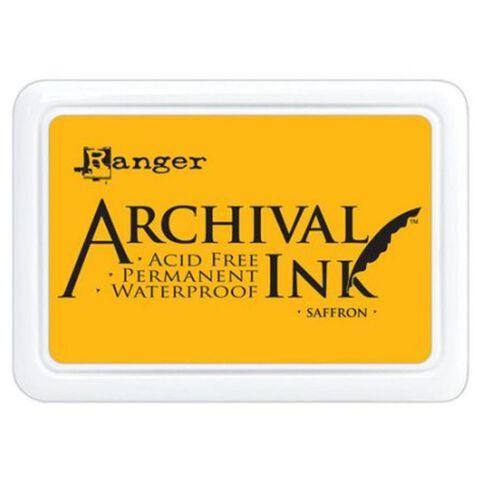 Ranger Stamp Pad Saffron