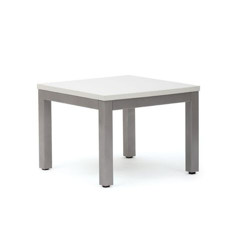 Cubit 600 Coffee Table White