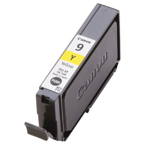 Canon Ink Cartridge PGI10 Yellow