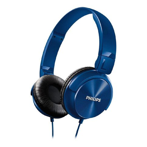 Philips Philips Dj Style Headphones Shl3060 Blue