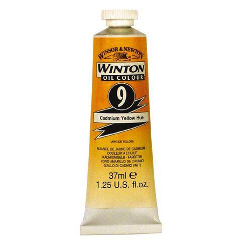 Winton Oil Paint 37ml Cadmium Yellow