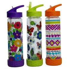 Cool Gear Straightwall Bottle with Graphic 650ml