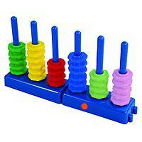 TFC Decimal Place Value Abacus Set