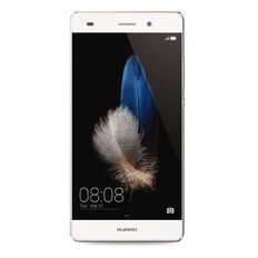 Warehouse Mobile Huawei P8 Lite Bundle White