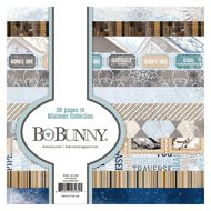 Bo Bunny Paper Pad 6 x 6 Assorted
