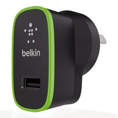 Belkin Boost Up 2.4A Home Charger Black