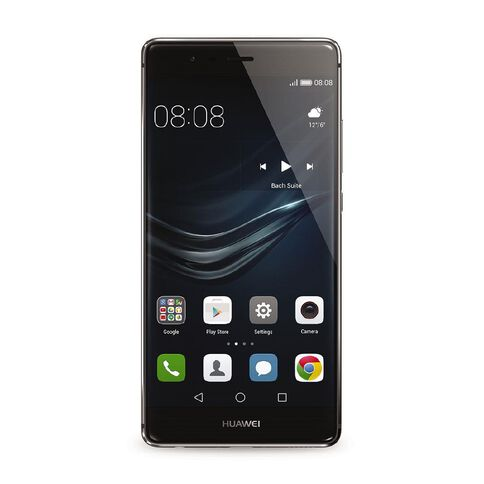 2degrees Huawei P9 Titanium Grey Grey