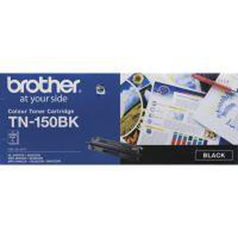 Brother Toner TN150BK Black