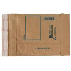 Jiffy Padded Mailer P1 Manilla 150 x 230mm Brown