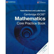 Igcse Year 11 Core Mathematics Practice Book