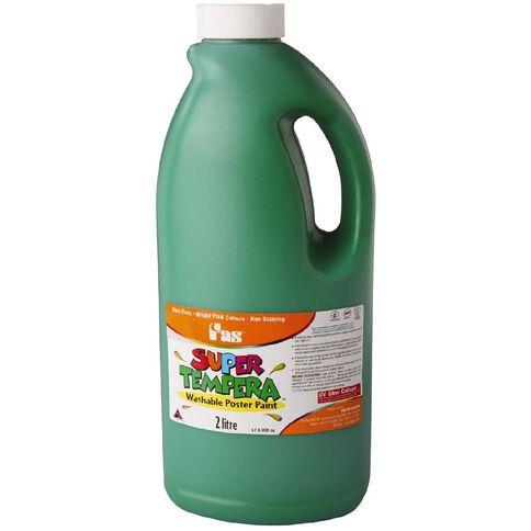 FAS Fas Paint Super Tempera 2L Green