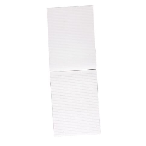 Olympic Topless Pad 80 Leaf 52gsm 7mm Lined White A4