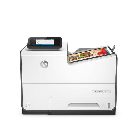 HP Pagewide Pro 552Dw Colour Printer White