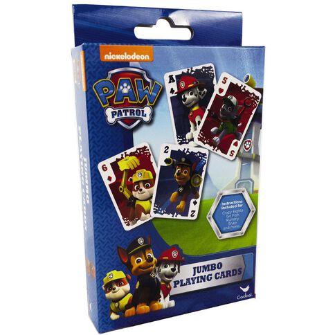 Cardinal Jumbo Card Deck Game