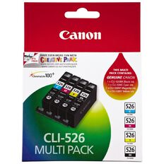 Canon Ink Cartridge CLI526 4 Pack