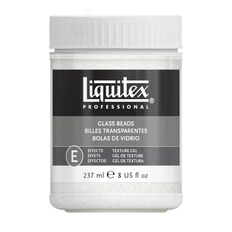 Liquitex Glass Bead Tex Effects Medium 237ml
