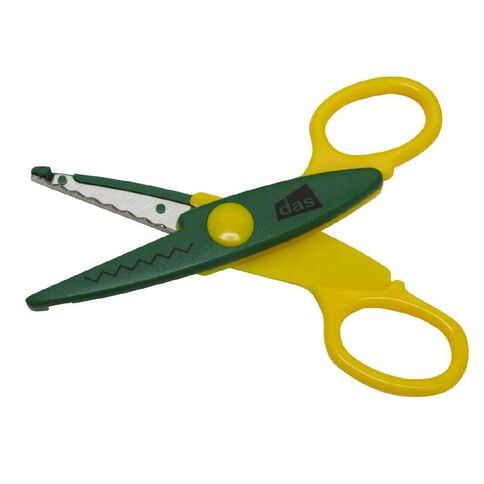 DAS Craft Scissors 1/2 Zig Zag
