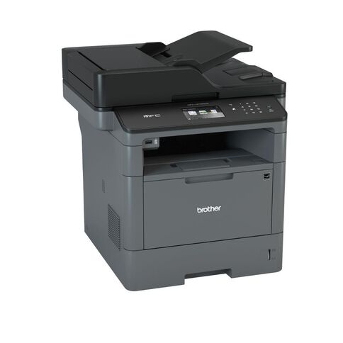 Brother MFCL5755Dw Mono Laser Multifunction Black