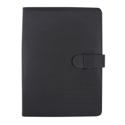 Modena Compendium Laminated Canvas Black A4