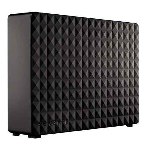 Seagate Expansion Desktop 3TB Black