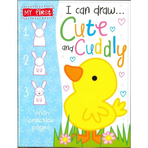 I Can Draw - Cute And Cuddly