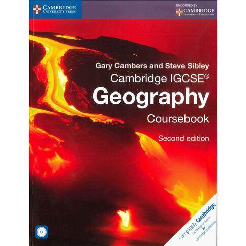 Igcse Year 11 Geography