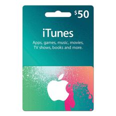 Apple Itunes $50