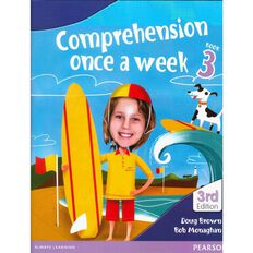 Year 3 Comprehension Once A Week 3