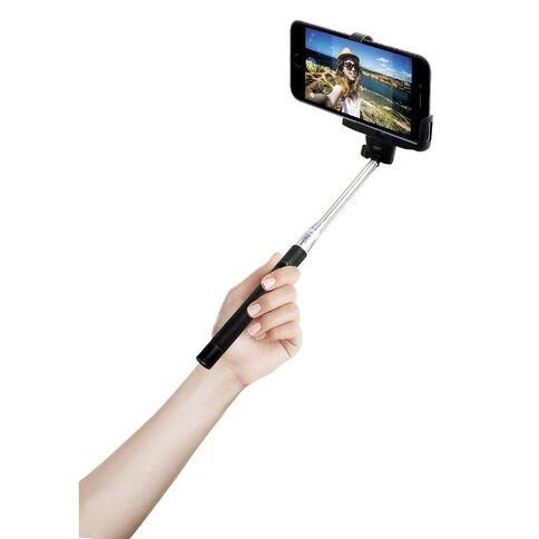 3-SIXT Bluetooth Mobile Snap Stick Black