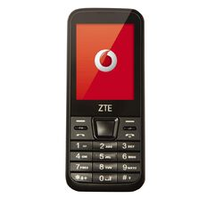 Vodafone Zte F320 Black